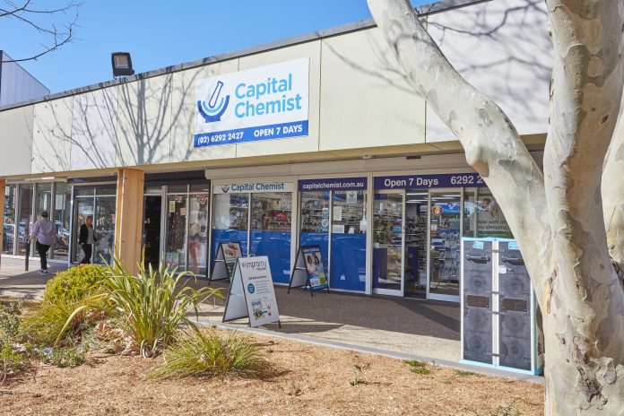 Capital Chemist Chisholm, ACT, takes out Pharmacy of the Year