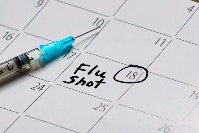 Surge in demand for flu shots