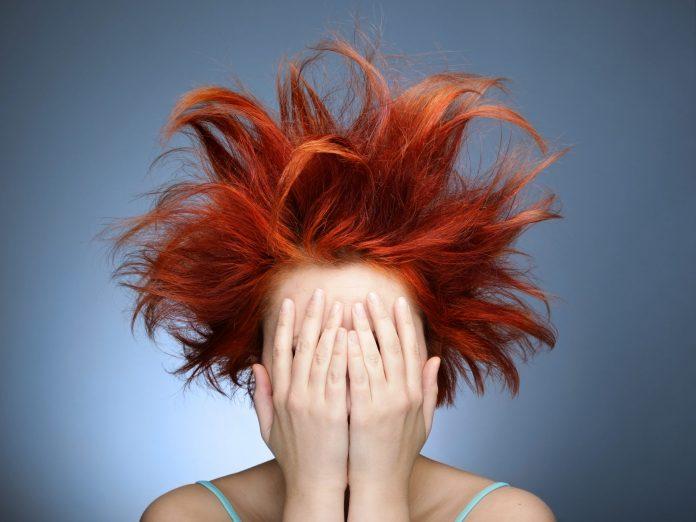A hair-raising fundraiser