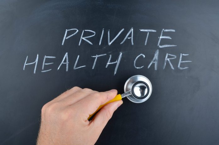 Private health care services now on demand